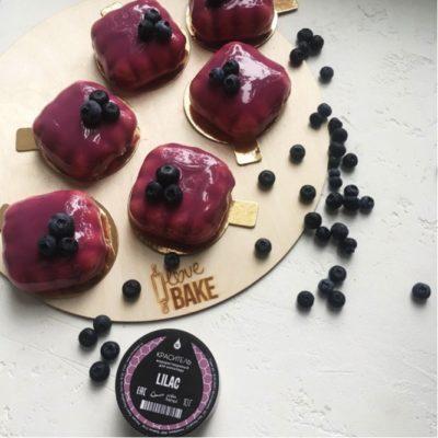 Муссовый мини десерт Тропико