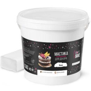 Мастика белая I Love Bake 1 кг
