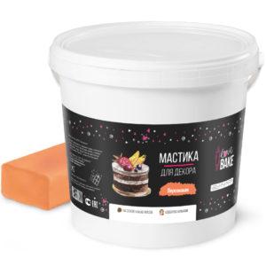Мастика персиковая I Love Bake 1 кг