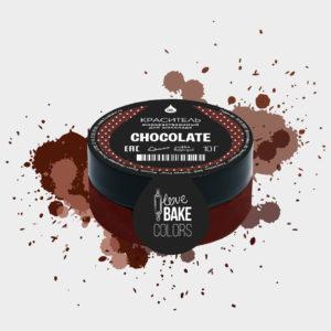 Жирорастворимый краситель для шоколада Шоколадный, I Love Bake, 10 г
