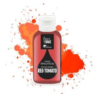 Краситель гелевый Красный помидор 30 г, I Love Bake