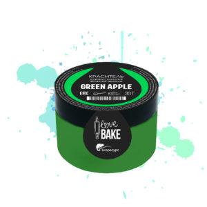 Водорастворимый краситель Зеленое яблоко, I Love Bake, 30 г